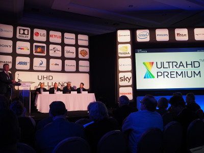 UHD Alliance Unveils Final Specification for Ultra HD Premium