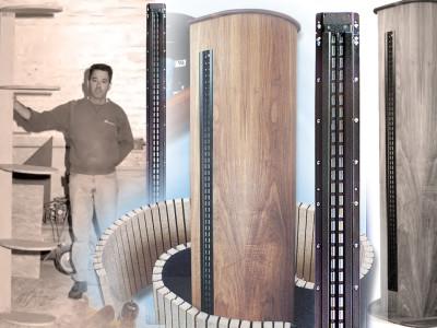 On Angel's Wings, Part 1 - A Speaker Design for the Bohlender Graebener RD-75 Planar Magnetic Driver