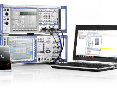 Rohde & Schwarz Introduces new RF and Audio Tests on Bluetooth Modules plus Enhanced Voice Service Codec for CMW500