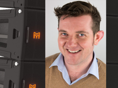Martin Audio Appoints Dom Harter as Managing Director