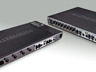 New GR Series Mixers for Multizone Audio from Allen & Heath