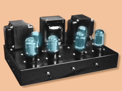 A Great First Amplifier Project