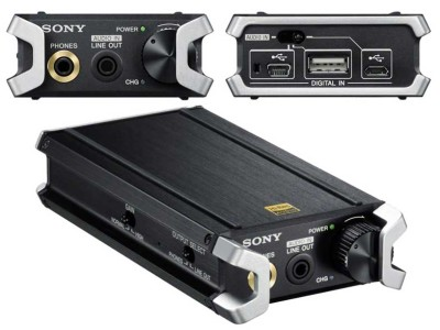 Sony PHA-2 Named Best of Innovations at the CES 2014