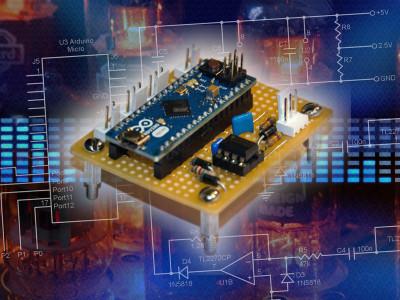 Arduino-Based Tube Power Amplifier Controller