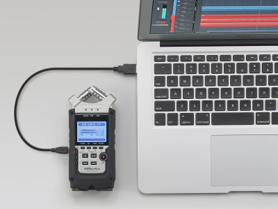 Zoom New H4n Pro Handy Recorder with Upgraded Performance and Features