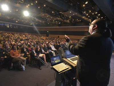 Successful AES Paris Convention Paves the Way for Berlin in 2017