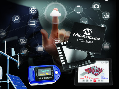 Microchip Introduces New Low Power PIC32 Family With Core Independent Peripherals