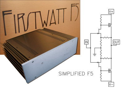 You can DIY! The F5 Power Amplifier