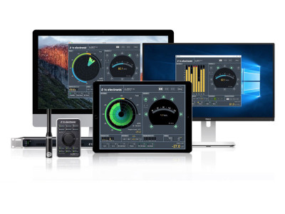 TC Electronic Introduces Metering App for Clarity X Monitoring System