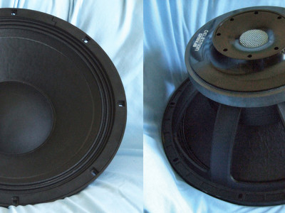 Test Bench: Celestion CF18VJD Pro Sound Woofer