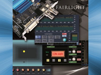 Fairlight Announces Decision to Sell its Professional Audio Business and Focus on Licensing