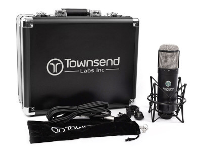 Townsend Labs Sphere 3D Microphone Modeling System is Huge Crowdfunding Success Story