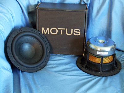 Test Bench: Motus UH205PW1 High-End Home Audio 8-Inch Woofer