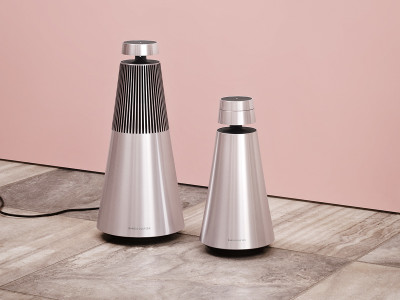 Bang & Olufsen Reimagines Wireless Speakers with BeoSound 1 & 2