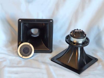 Test Bench: B&C Speakers DE110-8 Compression Driver