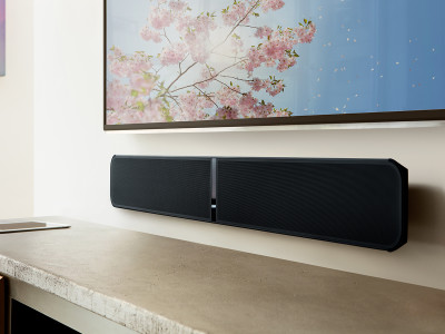 Bluesound Introduces First High-Res Streaming Audio Soundbar with MQA Support
