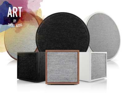 Tivoli Audio Introduces ART range of Bluetooth and Wireless Whole-Home Audio Products