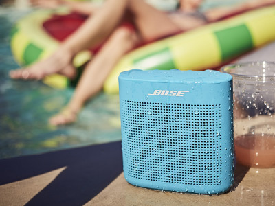 Bose SoundLink Color Bluetooth Speaker II Becomes Water-Resistant