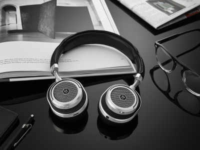 Master & Dynamic Announces MW50 Wireless On-Ear Headphones with  Custom Beryllium Drivers