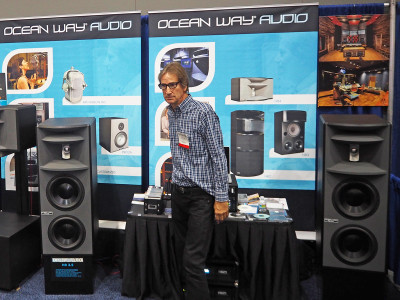 Ocean Way Audio New HiRes3.5 Studio Reference Monitor
