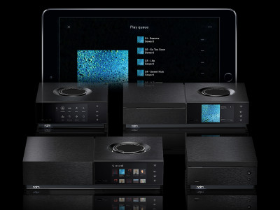 Naim Redefines the All-In-One Audio System with New High Performance Wireless Streaming Uniti Range