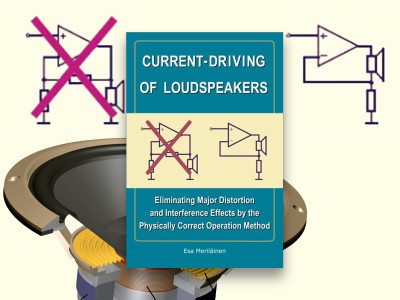 Current-Driving of Loudspeakers Book Review