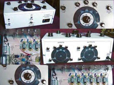 A 6-Channel Volume/Balance Control