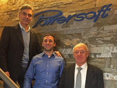 Powersoft Boosts Engineering Capacity in North America, with Appointment of Gino Pellicano