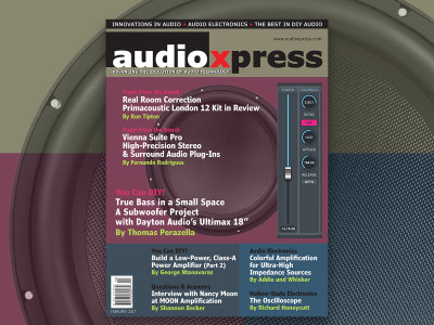 Get Hands-On and Up to Date with audioXpress February 2017, Now Available