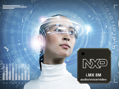 NXP Introduces i.MX 8M Processor to Transform IoT Audio, Voice and Video Interactions