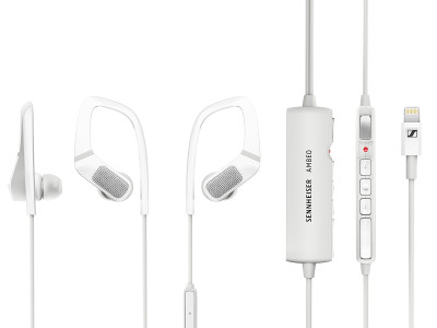 Sennheiser's AMBEO Smart Surround Records Binaural Audio Directly to Smartphones