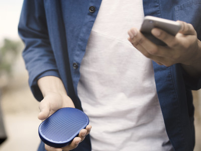 B&O PLAY Makes Speakers Truly Smart and Portable with Beoplay P2
