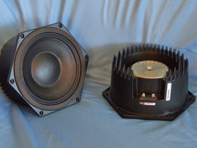 Test Bench: B&C Speakers 8NSM64 Closed-Back Midrange
