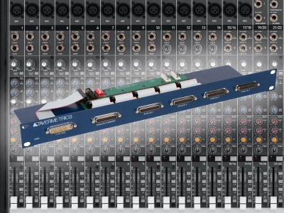 Avermetrics Releases 8-Channel Switch for Audio Measurements