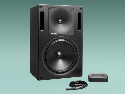 Genelec Announces 1032C Studio Monitor Updating Classic Design with Latest Technologies