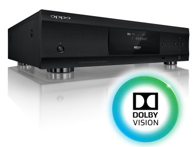 OPPO Adds Dolby Vision Support Now Available on New Ultra HD Blu-ray Players