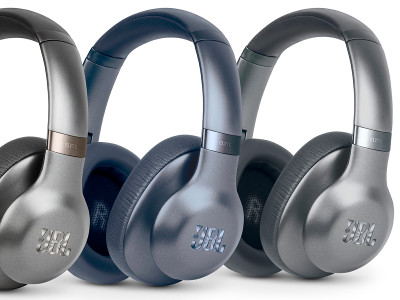 JBL Announces new Wireless Everest 2.0 Headphones and new Everest Elite 750NC Flasghip Model