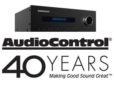 AudioControl Celebrates Milestone 40th Year Anniversary