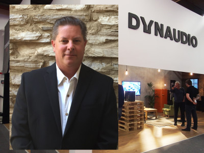 Dynaudio's Newly Appointed CEO for the Americas, Andrew Werdean, Implements Major Management Changes