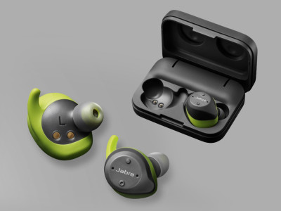 Jabra Upgrades Elite Sport Truly Wireless Earbuds with 50% More Battery and Personalized Sound