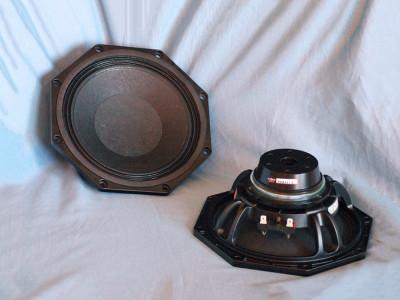 Test Bench: B&C Speaker 8MBX51 Midbass Woofer