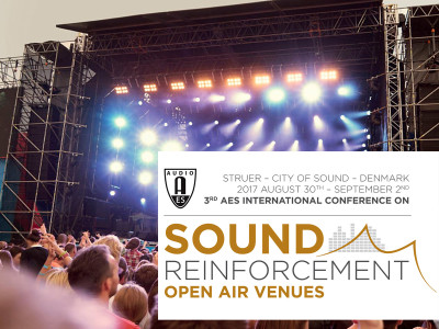 3rd AES International Conference On Sound Reinforcement — Open Air Venues