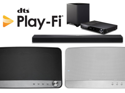 Onkyo and Pioneer Electronics Announce Firmware Updates Activating DTS Play-Fi