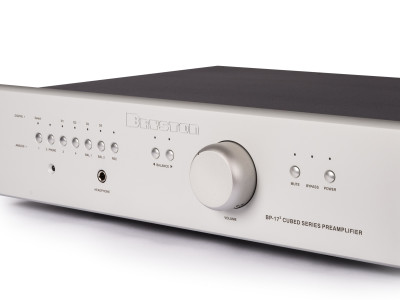 Bryston Launches Cubed Series BP-173 Preamplifier