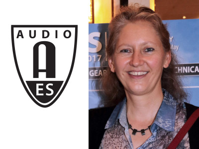 Audio Engineering Society Announces 2017 Election Results and Confirms Nadja Wallaszkovits as AES incoming President-Elect