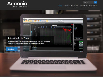Explore the Power of Powersoft's Armonía 2.10 Software Platform