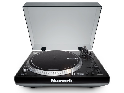 Numark Ships New NTX1000 Professional Direct-Drive Turntable