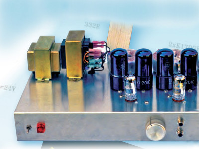 Mighty Mouse: A PP 25L6 Amplifier