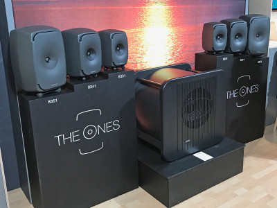 Genelec Unveils Flagship 7380 Smart Active Subwoofer