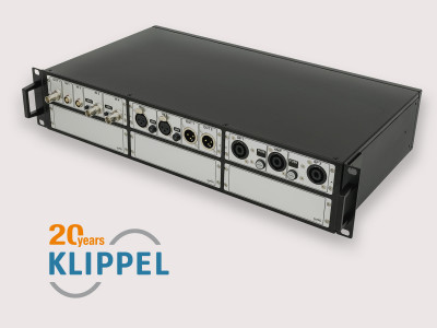 A Platform for Expanded Possibilities: The New Klippel Analyzer 3